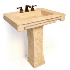 Capital Pedestal Bathroom Sink