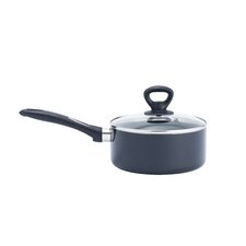 Get-A-Grip Non-Stick Saucepan with Lid