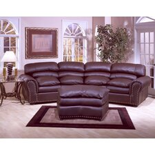 Williamsburg Leather Sofa