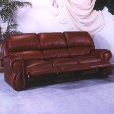 Cordova Leather Reclining Sofa