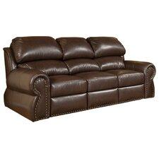 Cordova Leather Sleeper Sofa