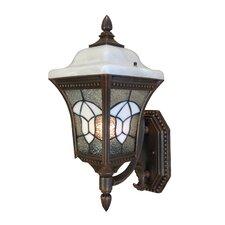 Abington 1 Light Wall Lantern