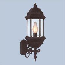 Boulevard 1 Light Wall Lantern
