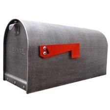 Titan Steel Post Mounted Mailbox