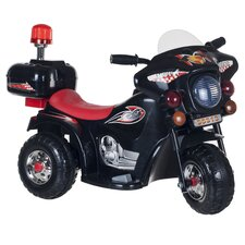 SuperSport Motorized Battery Powered Motorcycle