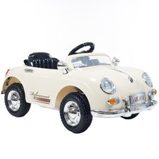 Speedy Sportster 6V Battery Powered Car