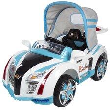 Battery Powered Car