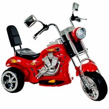 Rocking Chopper 6V Battery Powered Motorcycle