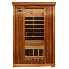 Family Series 2 Person Carbon FAR Infrared Sauna