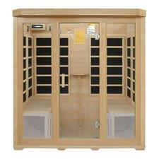 Basic Series 4 Person Carbon FAR Infrared Sauna
