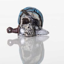 Decorative Pirate Skull
