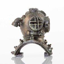 Decorative Old Dive Helmet