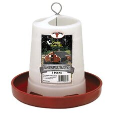 Little Giant Farm & Ag Hanging Poultry Feeder