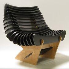 Rib Slipper Chair