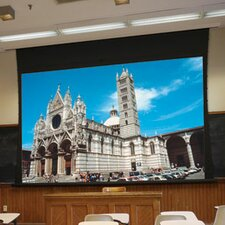 Access XL Series V Clear Sound Perf Electric Projection Screen