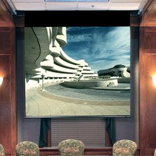 Envoy Glass Beaded Electric Projection Screen with Low Voltage Motor