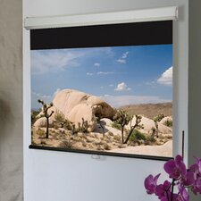 Luma 2 Contrast Radiant Electric Projection Screen with Low Voltage Motor