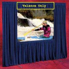 Valance for Dress Kit (Black Velour)