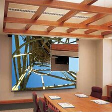 Envoy Glass Beaded Electric Projection Screen