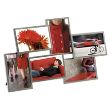 """4"""" x 6"""" Multi Picture Frame (Set of 3)"""