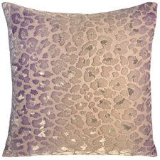 Leopard Velvet Throw Pillow