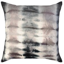 Rorschach Velvet Throw Pillow