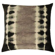 Shibori Cotton Throw Pillow