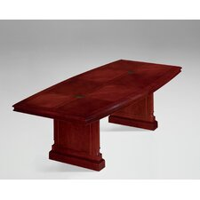 Keswick 10' Boat Shaped Conference Table