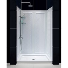 QWALL-5 Shower Backwall Kit