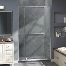 """Vitreo-X 72"""" x 58.75"""" Pivot Frameless Shower Door"""