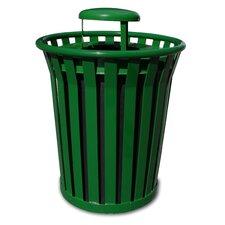 Wydman 36-Gal Outdoor Trash Receptacle