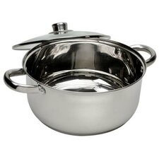 5 Qt Stainless Steel Round Dutch Oven