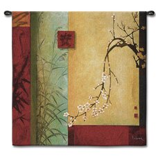 Abstract Spring Chorus by Don Li-Leger Tapestry