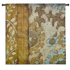 Gilded Sari Tapestry