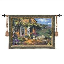 Cityscape, Landscape, Seascape Vineyard Villa Tapestry