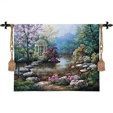 Cityscape, Landscape, Seascape Gazebo Tapestry