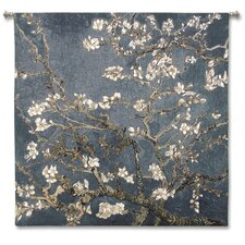 Abstract Almond Blossom Large by Acorn Studios Tapestry