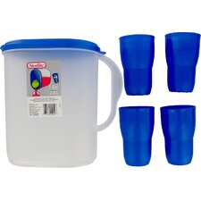 5-Piece Pitcher Set