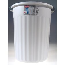 24 Quart Utility Can (Set of 6)