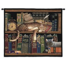 Remington The Well Read Tapestry