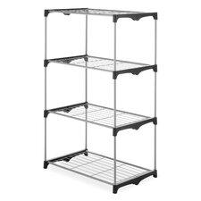 Wire 4 Tier Shelf