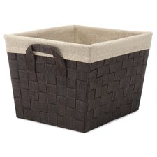 Woven Tote with Liner