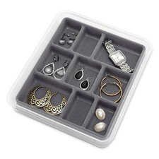 9 Section Stacking Accessory Tray