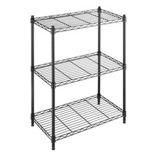 "Supreme Small 3 Tier 29.9"" Three Shelf Shelving Unit"