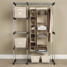 Deep Double Rod Closet