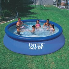 "Round 30"" Deep Intex Easy Set Pool"