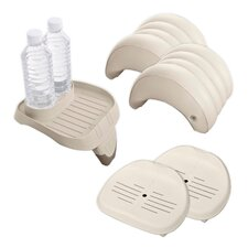 PureSpa 5 Piece Deluxe Kit Set