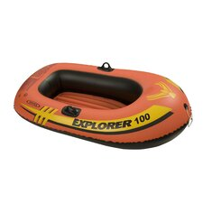 Explorer 100 One Person Boat Pool Toy