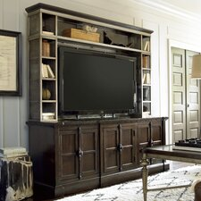 Proximity TV Stand with Deck