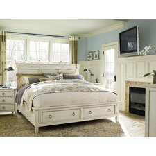 Summer Hill Panel Customizable Bedroom Set